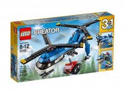 LEGO Creator 3 w 1 Helikopter z dwoma wirnikami 31049