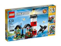 LEGO Creator 3 w 1 Latarnia morska 31051