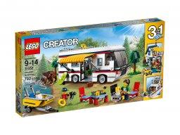 LEGO Creator 3 w 1 Wyjazd na wakacje 31052
