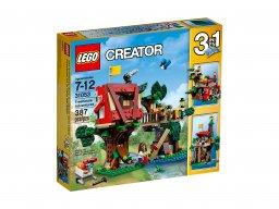 LEGO Creator 3 w 1 Przygody w domku na drzewie