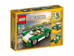 LEGO 31056 Zielony krążownik