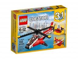 Lego Creator 3 w 1 Władca przestworzy 31057