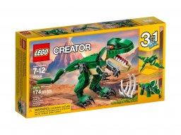 LEGO Creator 3 w 1 Potężne dinozaury 31058
