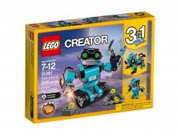 Lego Creator 3 w 1 31062 Robot-odkrywca