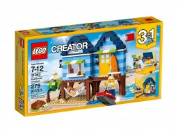 LEGO 31063 Creator 3 w 1 Wakacje na plaży