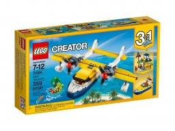 Lego Creator 3 w 1 Przygody na wyspie 31064