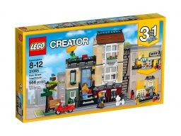 LEGO Creator 3 w 1 31065 Dom przy ulicy Parkowej