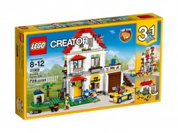 LEGO Creator 3 w 1 Rodzinna willa