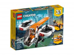 LEGO Creator 3 w 1 Dron badawczy 31071