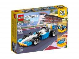 LEGO Creator 3 w 1 Potężne silniki 31072