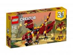 LEGO Creator 3 w 1 31073 Mityczne stworzenia