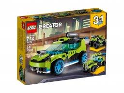 LEGO Creator 3 w 1 Wyścigówka