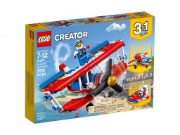 LEGO Creator 3 w 1 31076 Samolot kaskaderski