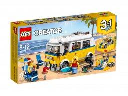LEGO Creator 3 w 1 Van surferów