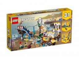 Lego Creator 3 w 1 31084 Piracka kolejka górska