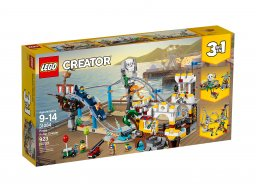 LEGO Creator 3 w 1 Piracka kolejka górska 31084