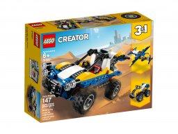 LEGO Creator 3 w 1 31087 Lekki pojazd terenowy