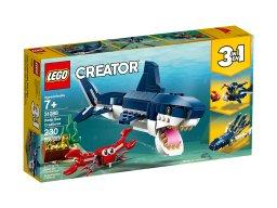 LEGO Creator 3 w 1 Morskie stworzenia 31088