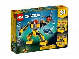 LEGO Creator 3 w 1 31090 Podwodny robot