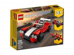 LEGO Creator 3 w 1 31100 Samochód sportowy