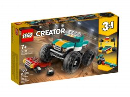 LEGO Creator 3 w 1 Monster truck 31101