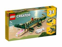 LEGO 31121 Creator 3 w 1 Krokodyl