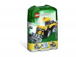 LEGO Creator 3 w 1 5761 Mała koparka