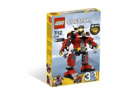 LEGO 5764 Robot ratunkowy