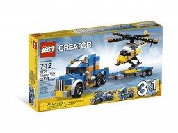 LEGO 5765 Creator 3 w 1 Ciężarówka transportowa