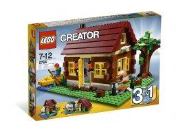 LEGO 5766 Creator 3 w 1 Chata z bali