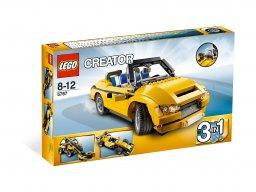 LEGO Creator 3 w 1 Krążownik szos