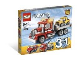 LEGO Creator 3 w 1 7347 Transporter samochodów