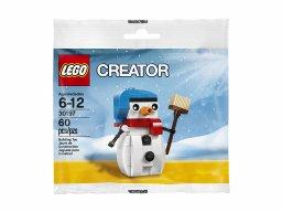 LEGO Creator Snowman 30197