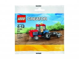LEGO Creator 30284 Traktor