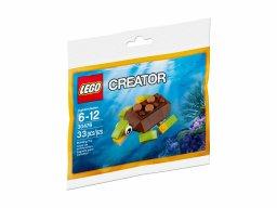 LEGO 30476 Creator Happy Turtle