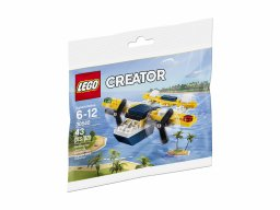 LEGO Creator Yellow Flyer 30540