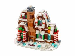LEGO 40337 Miniaturowa chatka z piernika