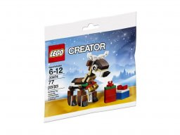 LEGO 40434 Creator Renifer