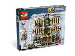 LEGO Creator Expert Dom towarowy 10211