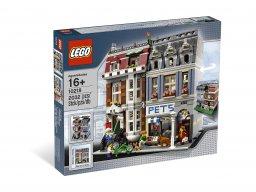 LEGO Creator Expert Sklep zoologiczny 10218