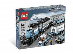 LEGO Creator Expert Pociąg Maersk 10219