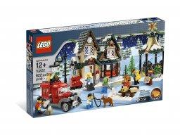 LEGO 10222 Poczta w zimowej wiosce