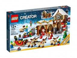 LEGO 10245 Warsztat Świętego Mikołaja