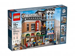 LEGO Creator Expert Biuro detektywa 10246