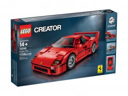 LEGO 10248 Creator Expert Ferrari F40