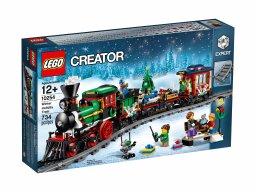 LEGO Creator Expert 10254 Świąteczny pociąg