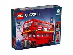 LEGO 10258 Creator Expert Londyński autobus