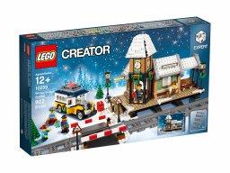 LEGO 10259 Creator Expert Stacja w zimowej wiosce