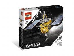 LEGO 21101 CUUSOO Hayabusa