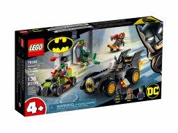 LEGO DC Batman™ kontra Joker™: pościg Batmobilem™ 76180